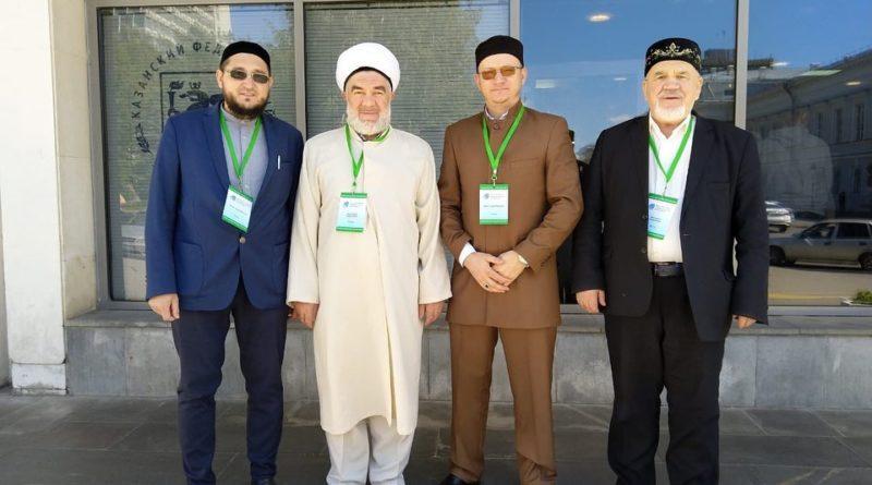 «Наследие» Ислама на Х Всероссийском форуме татарских религиозных деятелей